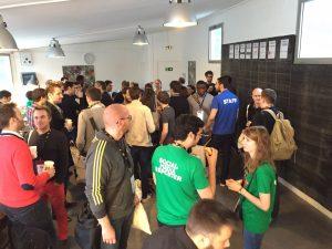 Accueil MedsaureCamp Paris #3
